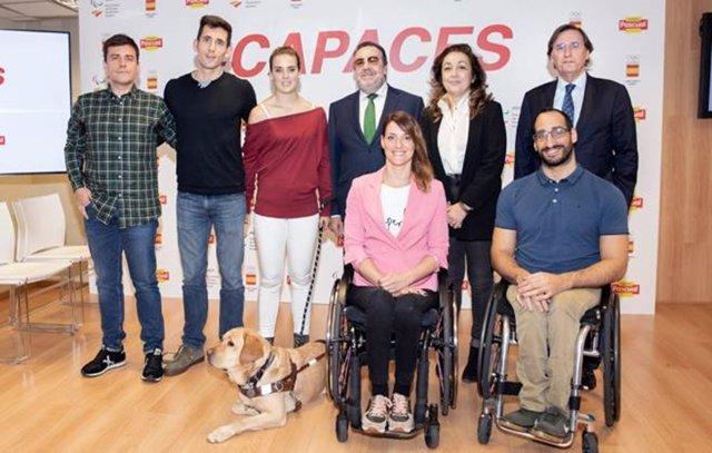 JJ.OO.- El CPE y Pascual homenajean la superación personal y profesional de depo