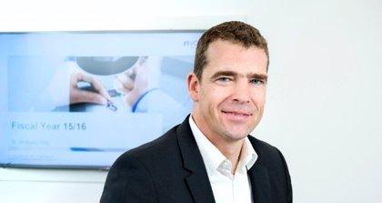 Empresas.- Wolfgang Ollig, nuevo CFO del Grupo STADA