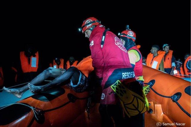 Rescat recent a la Mediterrània
