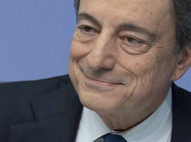 Alemania.- Mario Draghi recibirá la Orden del Mérito de Alemania