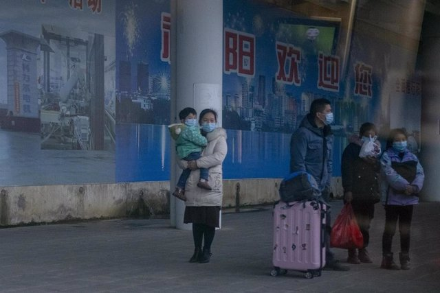 Estación de tren de Qiyang