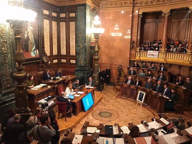 Barcelona abre una página web con las acciones que impulsa para cumplir la Agend