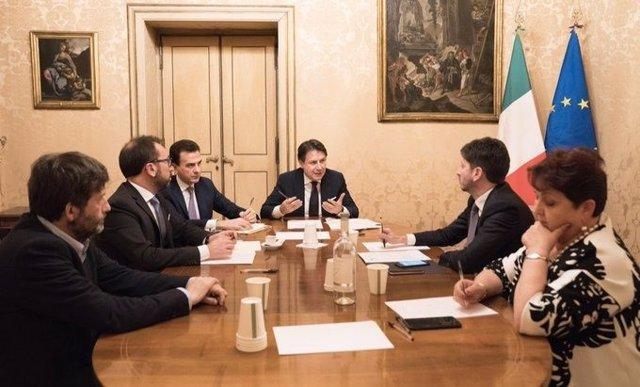 Coronavirus.- Italia declara el estado de emergencia por el coronavirus tras la
