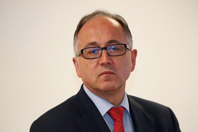 Luis Gallego, presidente de Iberia y futuro nuevo consejero delegado de IAG