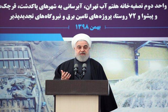 """Irán.- Irán atribuye a la """"desesperación"""" de EEUU las sanciones contra el jefe d"""