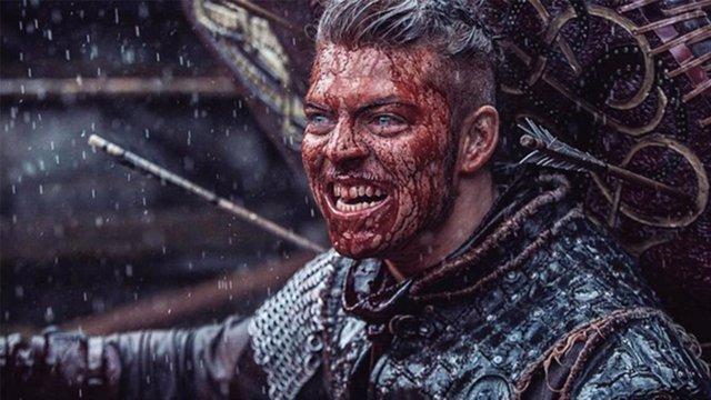 Alex Hogh en Vikings