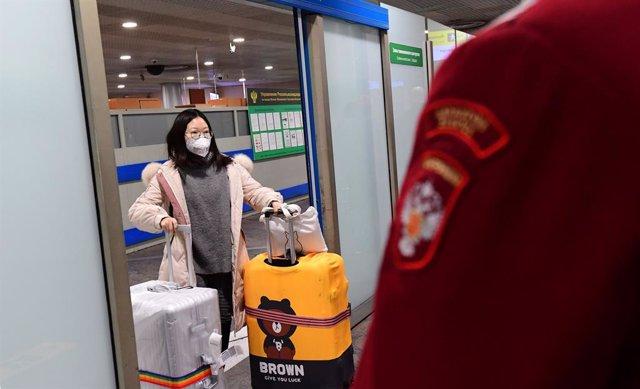 Coronavirus.- Rusia anuncia los dos primeros casos de coronavirus y suspende par