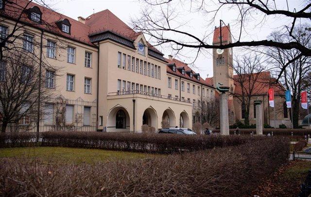 El hospital de Múnich en el que está ingresado en aislamiento el primer paciente confirmado de coronavirus en Alemania