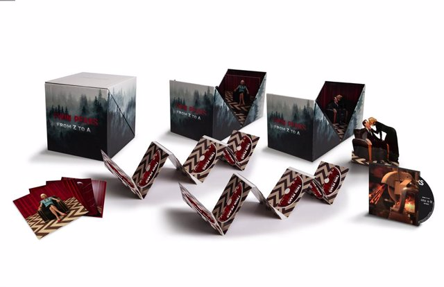 Contenido del increíble pack de Twin Peaks