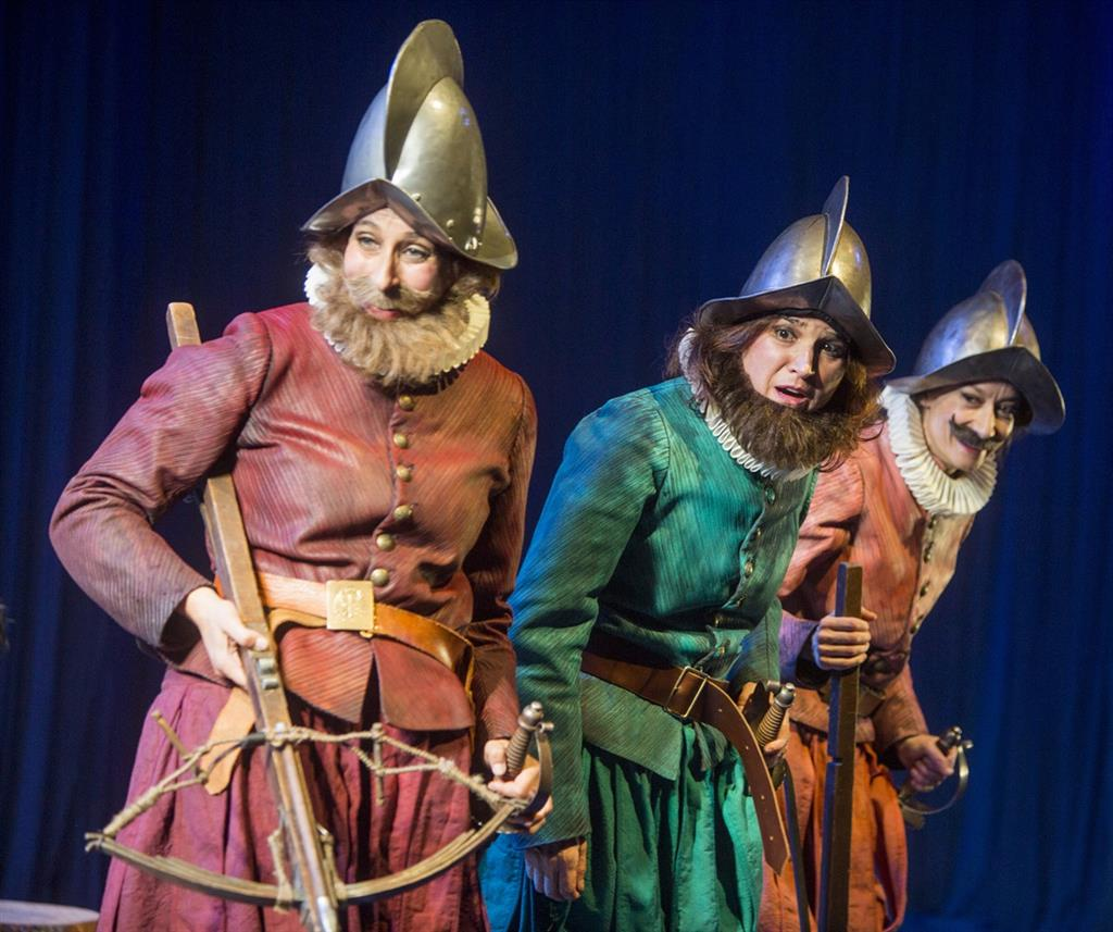 El premio MAX 2019 'La ternura' llega al 37 Festival de Teatro de Málaga