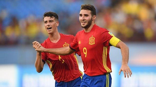 Fútbol.- El Barça cede a Abel Ruiz al Braga, que le fichará por 8 millones en ve