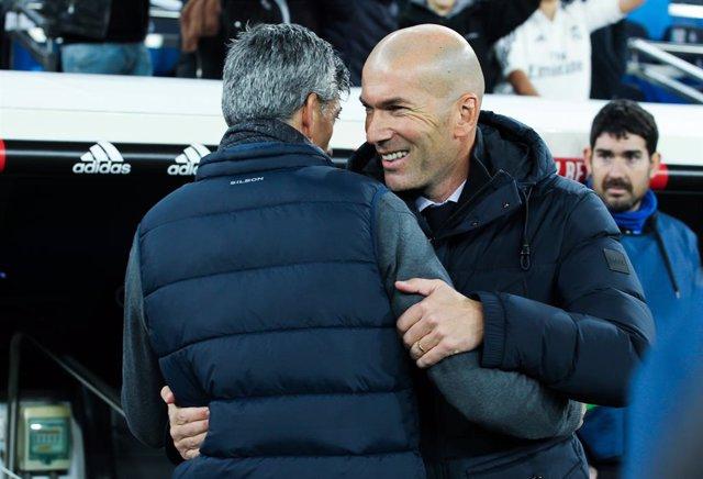 """Fútbol/Copa.- Alguacil avisa al Real Madrid: """"Somos el peor rival que les podía"""