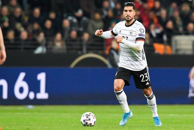 Fútbol.- El Borussia Dortmund se refuerza con Emre Can de la Juventus