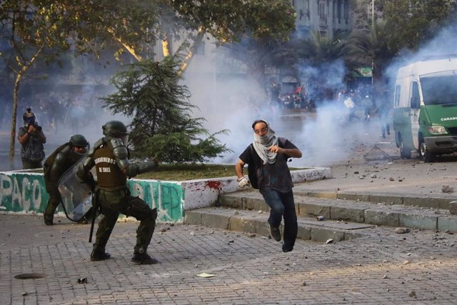 Protestas sociales en Chile
