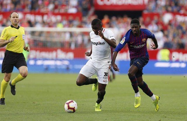 Fútbol.- Amadou deja el Norwich para jugar como cedido en el Leganés