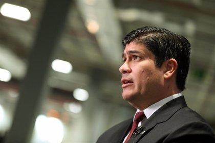 Costa Rica.- El presidente de Costa Rica designa a Rodolfo Solano como ministro de Exteriores