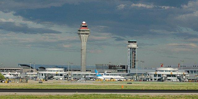 Aeropuerto Internacional de Pekín.