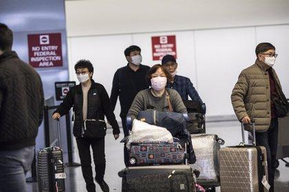 EEUU prohíbe la entrada a personas que hayan estado recientemente en China por la alerta del coronavirus