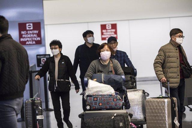 Coronavirus.- EEUU prohíbe la entrada de ciudadanos que hayan estado en China du