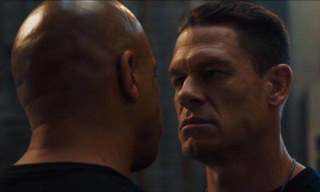 Toretto se enfrenta a John Cena en el tráiler de Fast and Furious 9