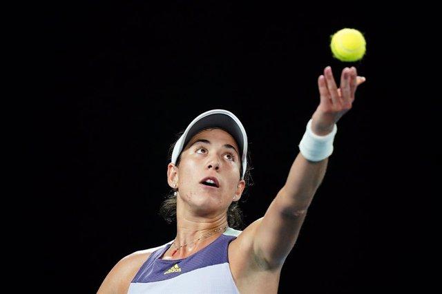 "Tenis/Australia.- Muguruza, agradecida pese a la derrota: ""Ha sido impresionante"