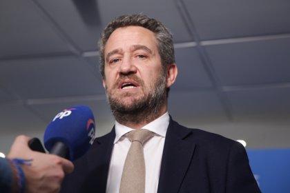 """El PP cree que el pacto con Cs tiene """"todo el sentido"""" donde """"el constitucionalismo está amenazado"""", pero no en Galicia"""