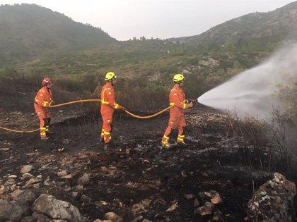 Emergencias y la UPV trabajan en un nuevo modelo predictivo de incendios forestales basado en la detección por satélites