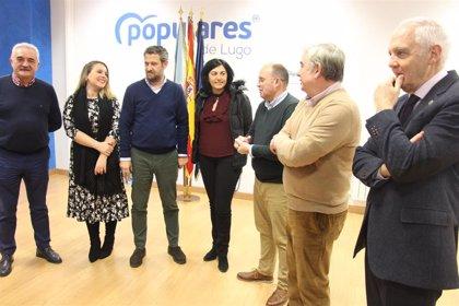 """El PP pide a Sánchez que """"deje de hacer chantaje"""" y """"pague sus deudas con Galicia"""""""
