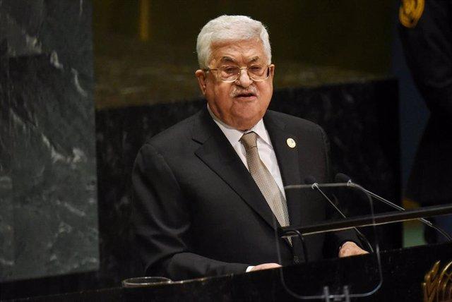 Mahmud Abbas habla ante la Asamblea General de la ONU