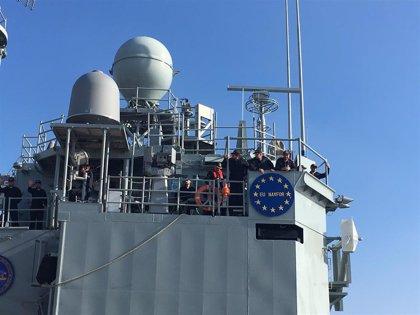 La fragata Numancia participará en la Operación Atlanta durante los próximos cinco meses en aguas del Océano Índico