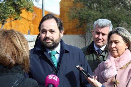 """Agricultura.- Núñez dice que el PP de C-LM asumirá las conclusiones de la Mesa Regional porque son """"las de todos"""""""