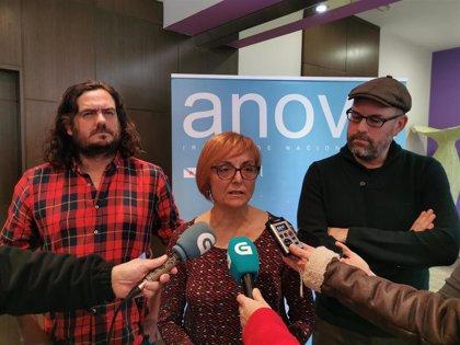 """Anova no se pone """"límites"""" para alianzas preelectorales y apuesta por dialogar con el BNG sin descartar a En Marea"""