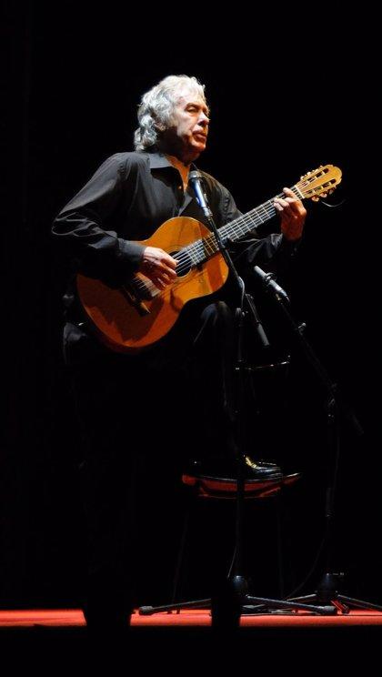 Paco Ibáñez actúa este sábado en Laboral Ciudad de la Cultura