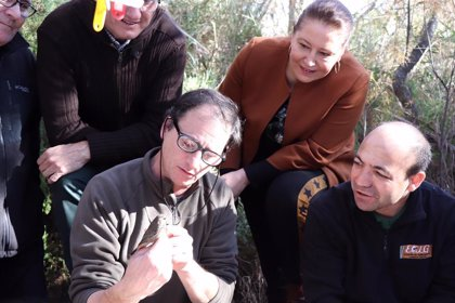 Crespo anuncia un estudio sobre el estado de los humedales andaluces para lo que se destinarán 720.000 euros