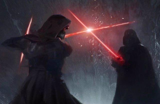Diseño conceptual de Star Wars 9 de Colin Trevorrow