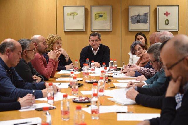 Granada.- Comienzan en la Diputación los preparativos de la 'Semana de la Vega'