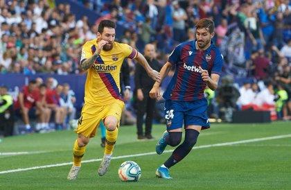 El Barça busca olvidar los 7 minutos de infierno ante el Levante