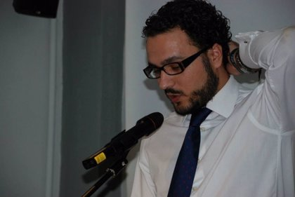 Tomás V. García Purriños, protagonista este lunes en El Sur de los recitales de los 'Lunes Literarios'