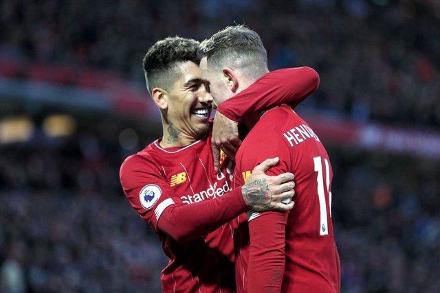 Fútbol/Premier.- (Crónica) El Liverpool se deshace del Southampton en su embesti