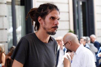 """Alberto Rodríguez dice que para garantizar el acuerdo de Gobierno se necesita una sociedad que """"presione en la calle"""""""