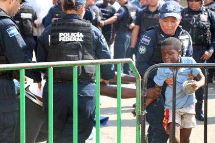 México/EEUU.- Unos 700 menores migrantes se encuentran atrapados en la frontera entre México y EEUU