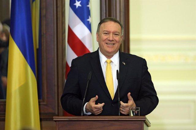 EEUU/China.- Pompeo pide a Kazajistán que suscriba su iniciativa para impedir la