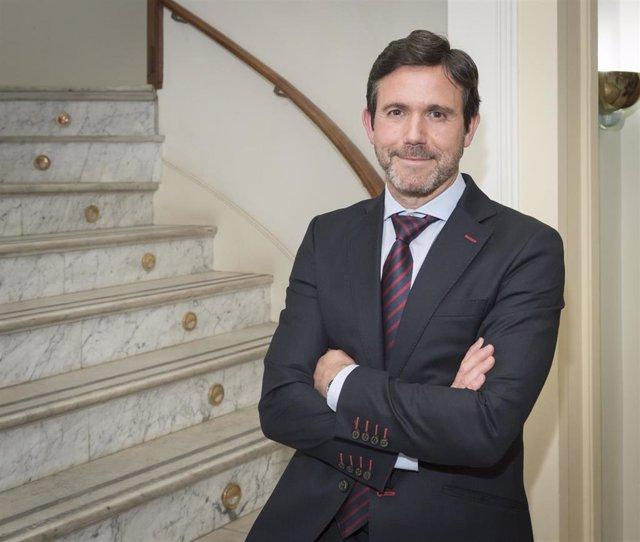 El presidente de Confecomerç, Rafael Torres.