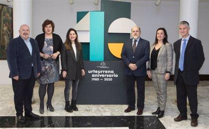 El Parlamento Vasco inicia el lunes los actos de su 40ª aniversario con la plantación de un retoño del Árbol de Gernika
