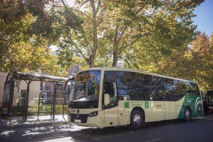 Los consorcios de transportes en Andalucía baten un nuevo récord con 74 millones de viajeros en 2019, un 6,1% más