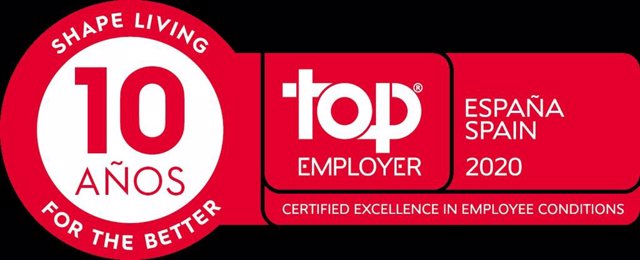 COMUNICADO: Electrolux España, décimo año como Top Employer