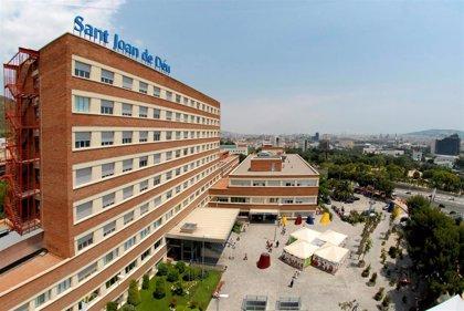 Trasladan al Hospital Sant Joan de Déu al niño sospechoso de coronavirus en Barcelona