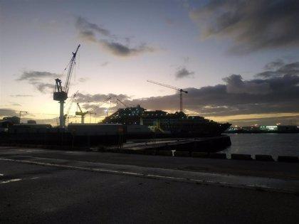 Ritz Carlton presentará su plan para salvar al astillero Barreras de Vigo de entrar este lunes en concurso de acreedores