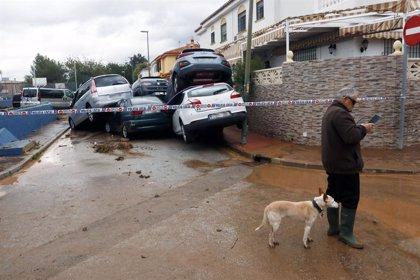 """El PP destaca el """"compromiso"""" de la Junta con las ayudas tras el temporal que llegarán a 13 municipios de Málaga"""