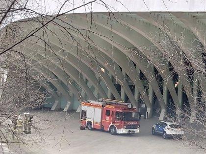 Un fallo en los extractores de humo del Burger King genera alarma en el edificio Calatrava